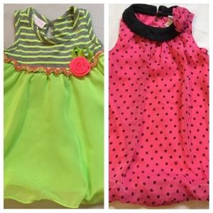 Baby Girl Lot Size 6-9 months